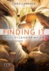 Cover-Bild Finding it - Alles ist leichter mit dir