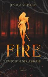 Cover-Bild Fire - Kriegerin der Asharni