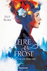 Cover-Bild Fire & Frost, Band 1: Vom Eis berührt