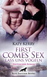 Cover-Bild First comes Sex - Lass uns vögeln   Erotischer Roman