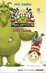 Cover-Bild Fjelle und Emil - Monstermäßig beste Freunde