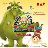 Cover-Bild Fjelle und Emil – Monstermäßig beste Freunde