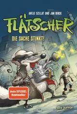 Cover-Bild Flätscher 1 - Die Sache stinkt!