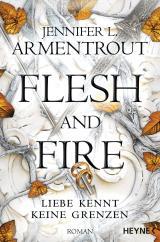 Cover-Bild Flesh and Fire – Liebe kennt keine Grenzen