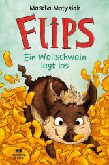 Cover-Bild Flips - Ein Wollschwein legt los