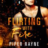 Cover-Bild Flirting with Fire (Saving Chicago 1)