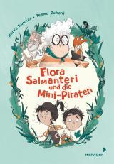 Cover-Bild Flora Salmanteri und die Mini-Piraten Band 1