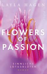 Cover-Bild Flowers of Passion – Sinnliche Lotusblüten