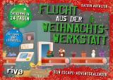 Cover-Bild Flucht aus der Weihnachtswerkstatt. Dein Escape-Adventskalender