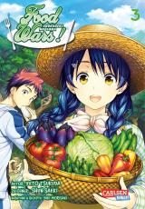 Cover-Bild Food Wars - Shokugeki No Soma 3