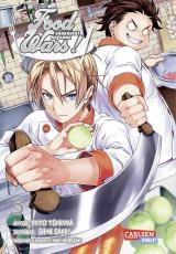 Cover-Bild Food Wars - Shokugeki No Soma 5