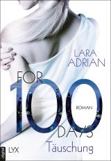 Cover-Bild For 100 Days - Täuschung