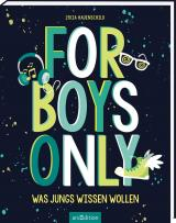 Cover-Bild For Boys only