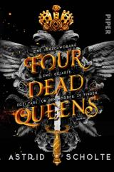 Cover-Bild Four Dead Queens