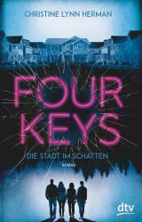 Cover-Bild Four Keys – Die Stadt im Schatten