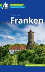 Cover-Bild Franken Reiseführer Michael Müller Verlag