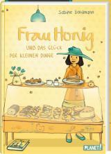 Cover-Bild Frau Honig 2: Und das Glück der kleinen Dinge