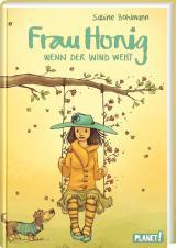 Cover-Bild Frau Honig 3: Wenn der Wind weht