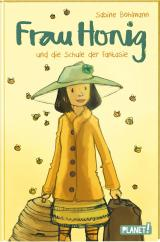 Cover-Bild Frau Honig: Frau Honig und die Schule der Fantasie