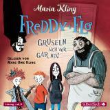 Cover-Bild Freddy und Flo gruseln sich vor gar nix!