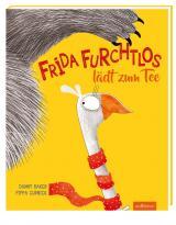 Cover-Bild Frida Furchtlos lädt zum Tee
