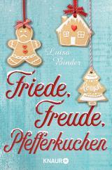 Cover-Bild Friede, Freude, Pfefferkuchen