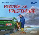 Cover-Bild Friedhof der Krustentiere. Ein Küstenkrimi