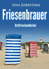 Cover-Bild Friesenbrauer. Ostfrieslandkrimi