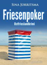 Cover-Bild Friesenpoker. Ostfrieslandkrimi