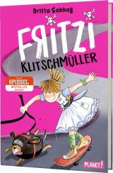 Cover-Bild Fritzi Klitschmüller 1: Fritzi Klitschmüller