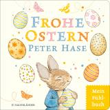 Cover-Bild Frohe Ostern, Peter Hase