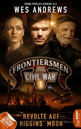 Cover-Bild Frontiersmen: Civil War 1