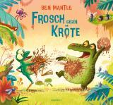 Cover-Bild Frosch gegen Kröte