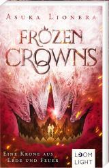 Cover-Bild Frozen Crowns 2: Eine Krone aus Erde und Feuer