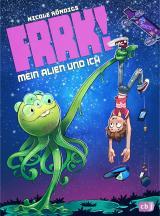 Cover-Bild FRRK! - Mein Alien und ich