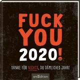 Cover-Bild Fuck you 2020!