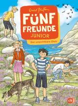 Cover-Bild Fünf Freunde JUNIOR - Der unsichtbare Dieb