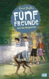Cover-Bild Fünf Freunde und das Burgverlies