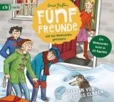 Cover-Bild Fünf Freunde und das Weihnachtsgeheimnis