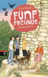 Cover-Bild Fünf Freunde und die wilde Jo