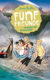 Cover-Bild Fünf Freunde verfolgen die Strandräuber