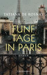 Cover-Bild Fünf Tage in Paris