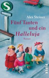 Cover-Bild Fünf Tanten und ein Halleluja