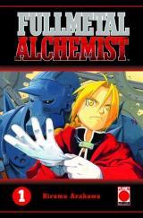 Cover-Bild Fullmetal Alchemist