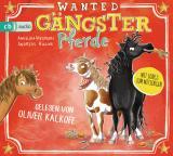 Cover-Bild Gängster-Pferde
