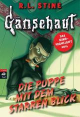 Cover-Bild Gänsehaut - Die Puppe mit dem starren Blick