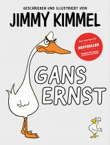 Cover-Bild Gans Ernst von Jimmy Kimmel