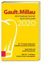 Cover-Bild Gault&Millau Restaurantguide Deutschland 2020