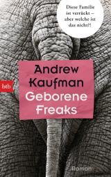 Cover-Bild Geborene Freaks