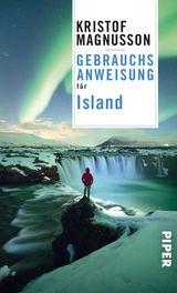 Cover-Bild Gebrauchsanweisung für Island